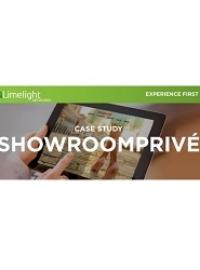 Couverture Etude de cas: le site Showroomprivé