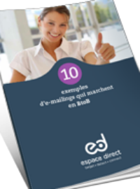 Couverture livre blanc 10 exemples d'e-mailings qui marchent en BtoB