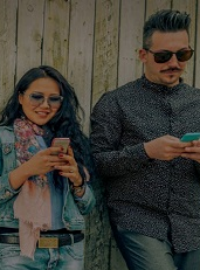 Couverture Etude: Les consommateurs français en ligne