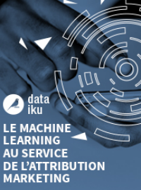 Couverture Le Machine Learning au service de l'Attribution Marketing