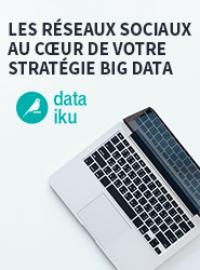 Couverture Intégrer les données de Twitter (et autres réseaux) à votre stratégie Big Data