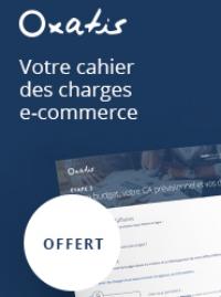 Couverture livre blanc Votre modèle de cahier des charges e-commerce