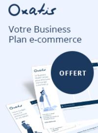 Couverture Votre modèle de business plan e-commerce