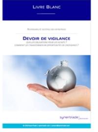 Couverture livre blanc Le Devoir de Vigilance dans les Achats