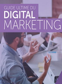 Couverture livre blanc Guide Ultime du Marketing Digital
