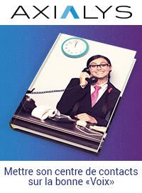 """Couverture livre blanc Mettre son centre de contacts sur la bonne """"Voix"""""""