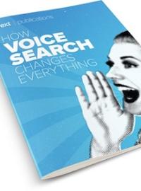 Couverture livre blanc Pourquoi la recherche vocale change tout
