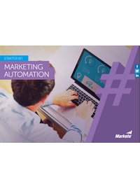 Couverture Marketing Automation Starter Kit