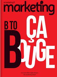 Couverture livre blanc BtoB ça bouge : les nouvelles règles du jeu du marketing BtoB