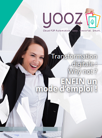 Couverture Transformation digitale : Why not ? enfin un mode d'emploi !