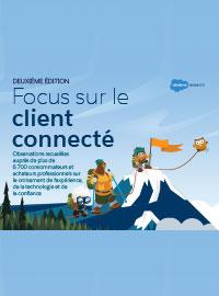 Couverture livre blanc Focus sur le client connecté