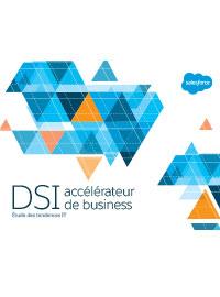Couverture livre blanc DSI : Accélérateur de business ?