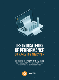 Couverture Les indicateurs de performance du marketing interactif