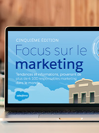 Couverture Focus sur le marketing