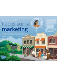 Couverture Focus sur le marketing