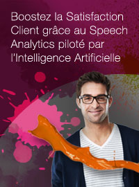 Couverture Comment l'Analytics basé sur l'IA stimule la Satisfaction Client