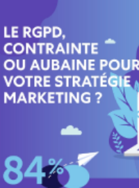 Couverture livre blanc RGPD avant / après : quel impact sur le marketing
