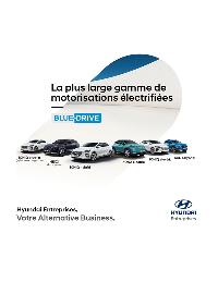 Couverture Découvrez notre brochure sur la plus large gamme de motorisations électrifiées
