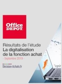 Couverture livre blanc La digitalisation de la fonction achat