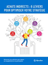 Couverture Livre blanc | Achats indirects : 6 leviers à activer pour optimiser votre stratégie