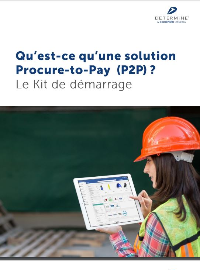 Couverture Procure-to-Pay: Le Kit de démarrage