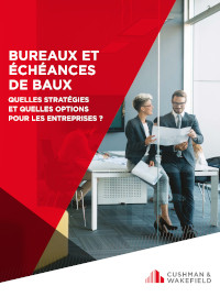Couverture Bureaux et échéances de baux : quelles stratégies et quelles options pour les entreprises ?
