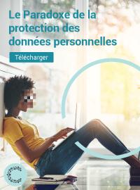 Couverture livre blanc Le paradoxe de la protection des données personnelles