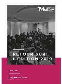 Couverture livre blanc Retour sur NextMobility 2019