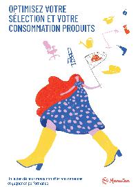 Optimisez votre sélection et votre consommation produits