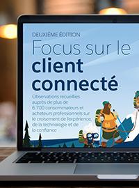Couverture Focus sur le client connecté