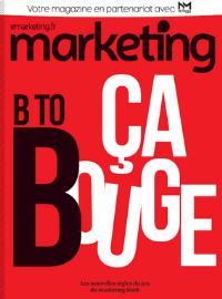 Couverture BtoB ça bouge : les nouvelles règles du jeu du marketing BtoB