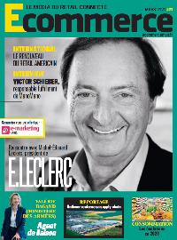 Couverture Version numérique du Magazine Ecommerce
