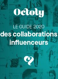 Couverture livre blanc Petit guide pour collaborer avec les influenceurs