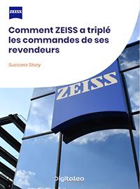 Couverture Témoignage : comment ZEISS a triplé les commandes de ses revendeurs