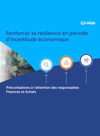 Renforcer sa résilience en période d'incertitude économique