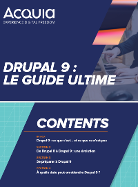 DRUPAL 9 : LE GUIDE ULTIME