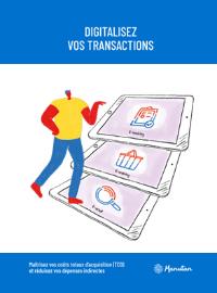 Couverture Livre blanc | Digitalisez vos transactions