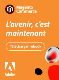 Couverture livre blanc TENDANCES DU SECTEUR DE L'E-COMMERCE : L'avenir est orienté client...