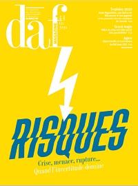 Couverture Adhésion Club DAF Mag