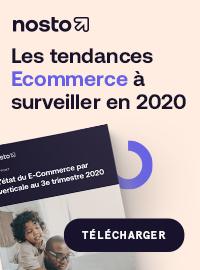 Couverture Rapport : L'Etat de l'E-Commerce dans 6 verticales clés au 3e trimestre 2020