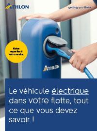 Couverture livre blanc Livre blanc : Le véhicule électrique dans votre flotte, tout ce que vous devez savoir !