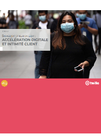 Couverture Engagement et relation client : accélération digitale et intimité client