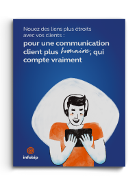 Couverture livre blanc [Enquête] Communication des entreprises : les caractéristiques recherchées par les clients