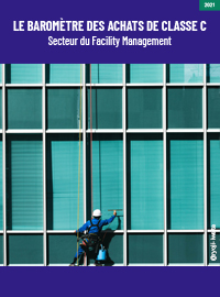 Le baromètre des achats de classe C – Secteur du Facility Management