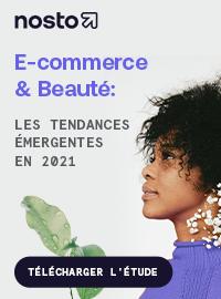 Couverture livre blanc E-Commerce & Beauté : Les tendances émergentes en 2021