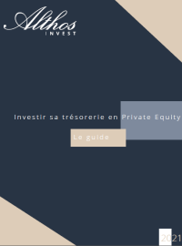 Couverture Guide : Investir sa trésorerie en Private Equity