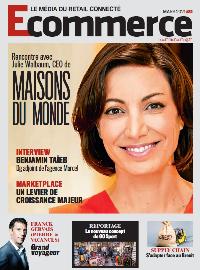 Couverture livre blanc Découvrez le n°81 du magazine de Ecommerce, référence du secteur Retail.