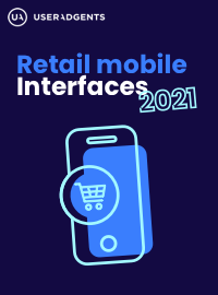 Retail Mobile Interfaces 2021
