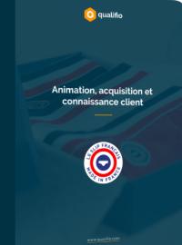 Couverture livre blanc Animation, acquisition et connaissance client : la stratégie digitale du Slip Français