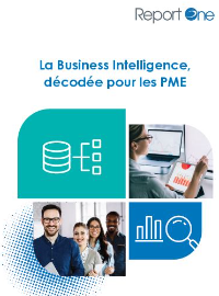 Couverture livre blanc La Business Intelligence, décodée pour les PME
